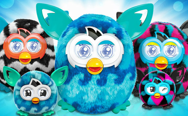 Furby Boom (Фёрби Бум)