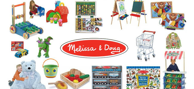 Melissa & Doug (Мелисса Дог)