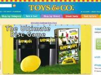 Интернет-магазин Toysandco.com