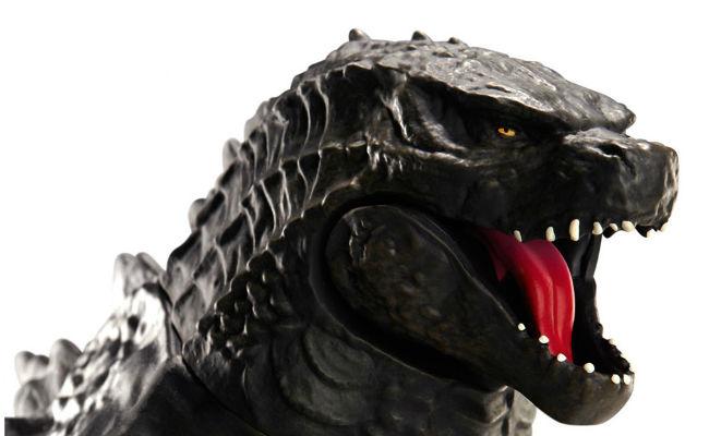 игрушки Godzilla