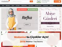 Интернет-магазин Modanisa.com