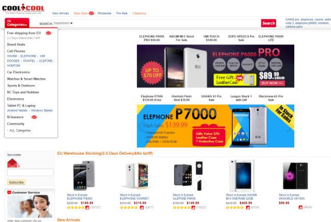 Интернет-магазин Coolicool.com