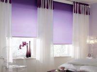 Что учитывать при выборе рулонных штор?